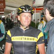 John travelled to the Tour Down Under with Kiwi Style Bikes Tours. He rode over 660 kilometres and with media accreditation got to ask Lance Armstrong a few questions! He got up close and personal with many of the riders and teams, met the international voice of cycling Phil Liggett    and was generally blown away by the event and Adelaide as the first Pro Tour event of 2009 became as Aussie benefit for their top riders and the 'Lance' Show.    